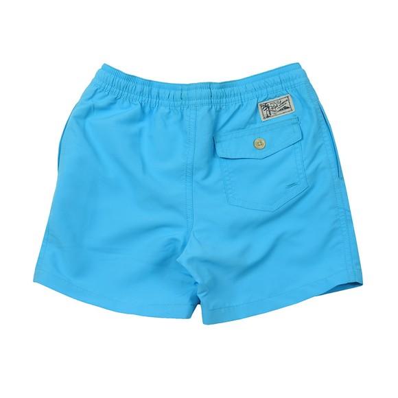 Polo Ralph Lauren Boys Blue Baby Traveller Swim Short main image