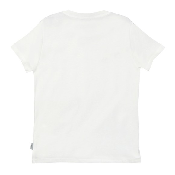 Paul Smith Junior Boys White Alix T-Shirt main image