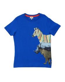 Paul Smith Junior Boys Blue Acomo T-Shirt