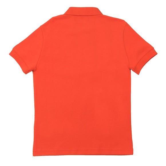 Paul Smith Junior Boys Orange Ridley Polo Shirt