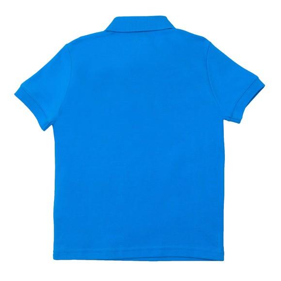 Paul Smith Junior Boys Blue Ridley Polo Shirt