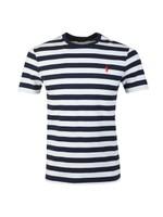 Striped Custom Slim Fit T Shirt