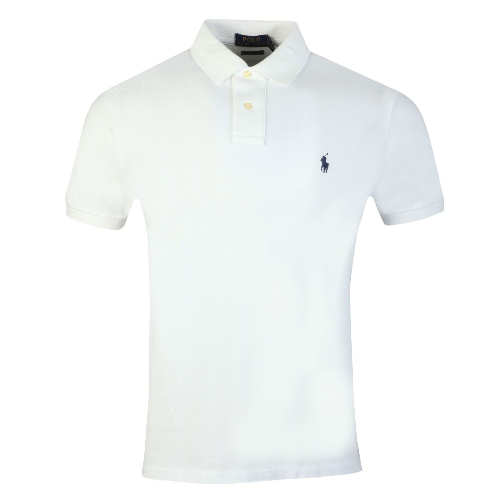 Custom Slim Fit Short Sleeve Polo Shirt main image