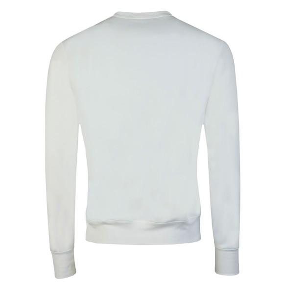 Polo Ralph Lauren Sport Mens White Crew Neck Sweatshirt main image