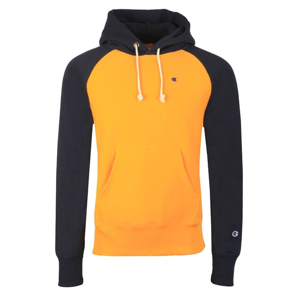 Champion Reverse Weave Mens Multicoloured 2 Tone Overhead Hoodie main image
