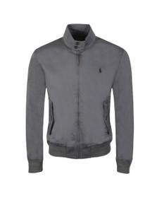 Polo Ralph Lauren Mens Combat Grey Harrington