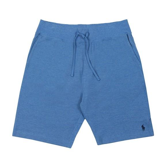 Polo Ralph Lauren Mens Blue Featherweight Mesh Jersey Short