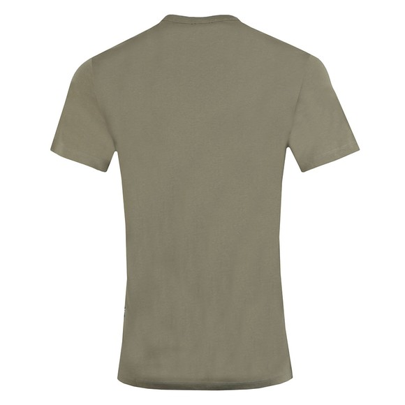 G-Star Mens Green Originals Small Logo T-Shirt main image