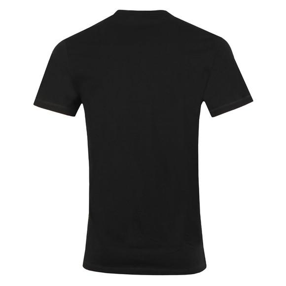 G-Star Mens Black Originals Small Logo T-Shirt main image