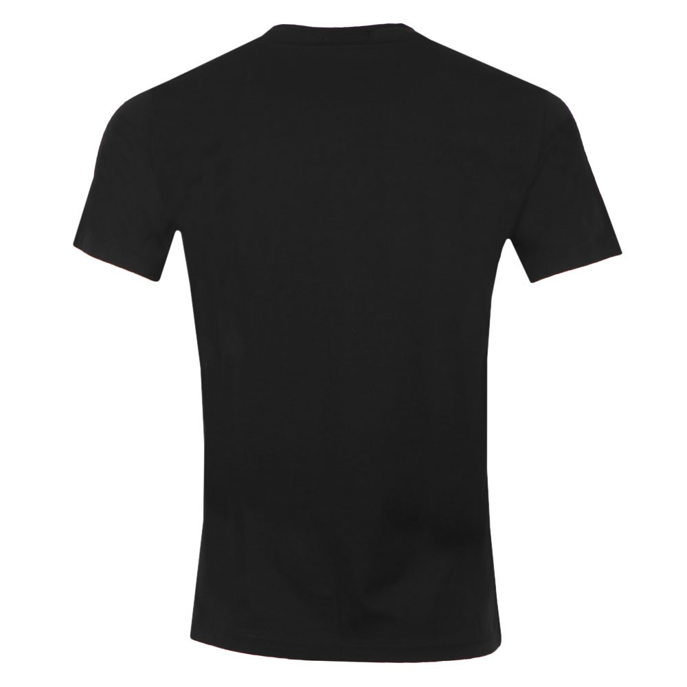 Raised Centre Logo T-Shirt main image