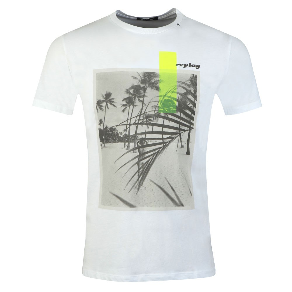 Graphic Beach Logo T-Shirt main image