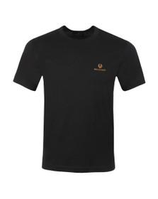 Belstaff Mens Black Small Logo T-Shirt