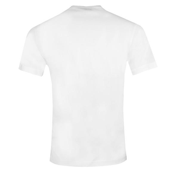 Belstaff Mens White Small Logo T-Shirt main image