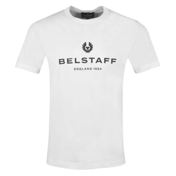Belstaff Mens White 1924 T Shirt