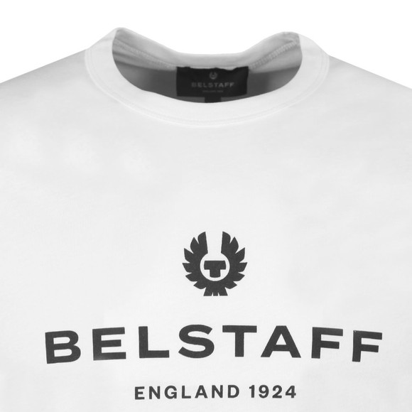 Belstaff Mens White 1924 T-Shirt