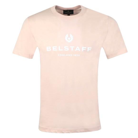 Belstaff Mens Pink 1924 T Shirt
