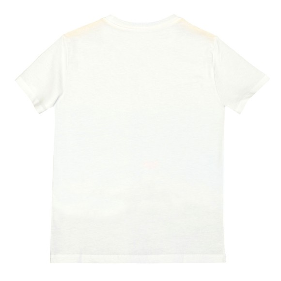 Paul Smith Junior Boys White Abelio T-Shirt main image