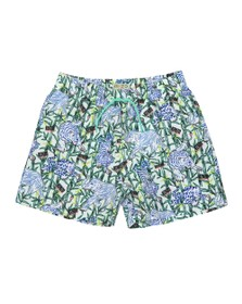 Kenzo Kids Boys White Disco Jungle Swim Short