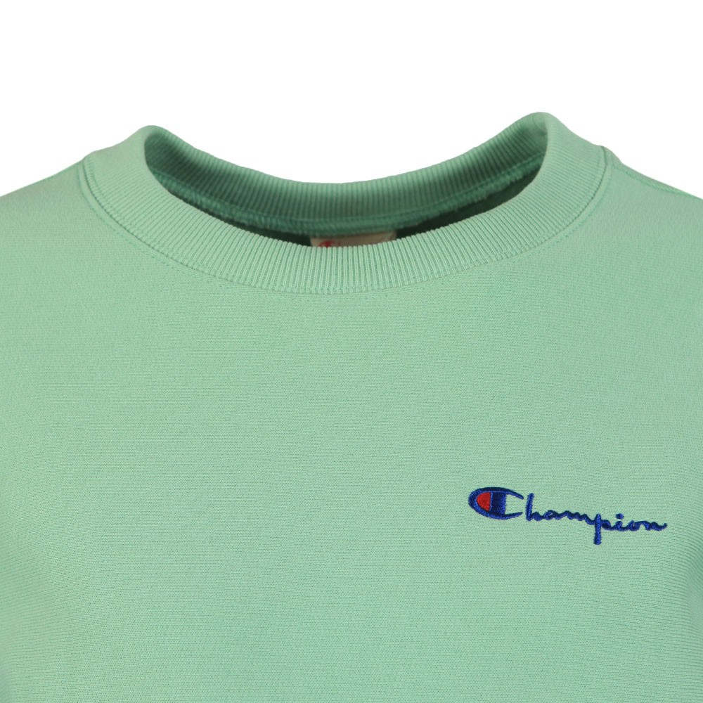 Small Script Logo Sweatshirt main image