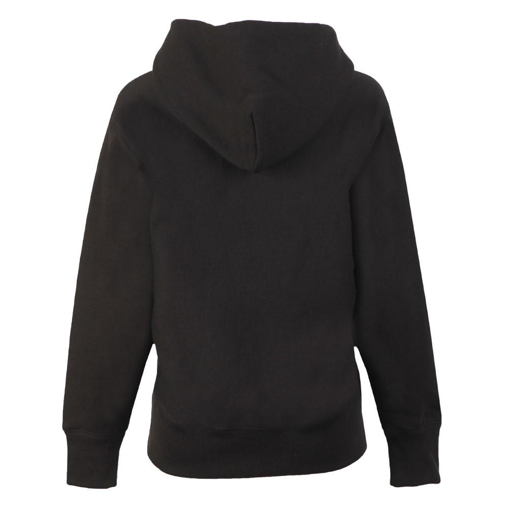 Large Logo Hooded Sweatshirt main image