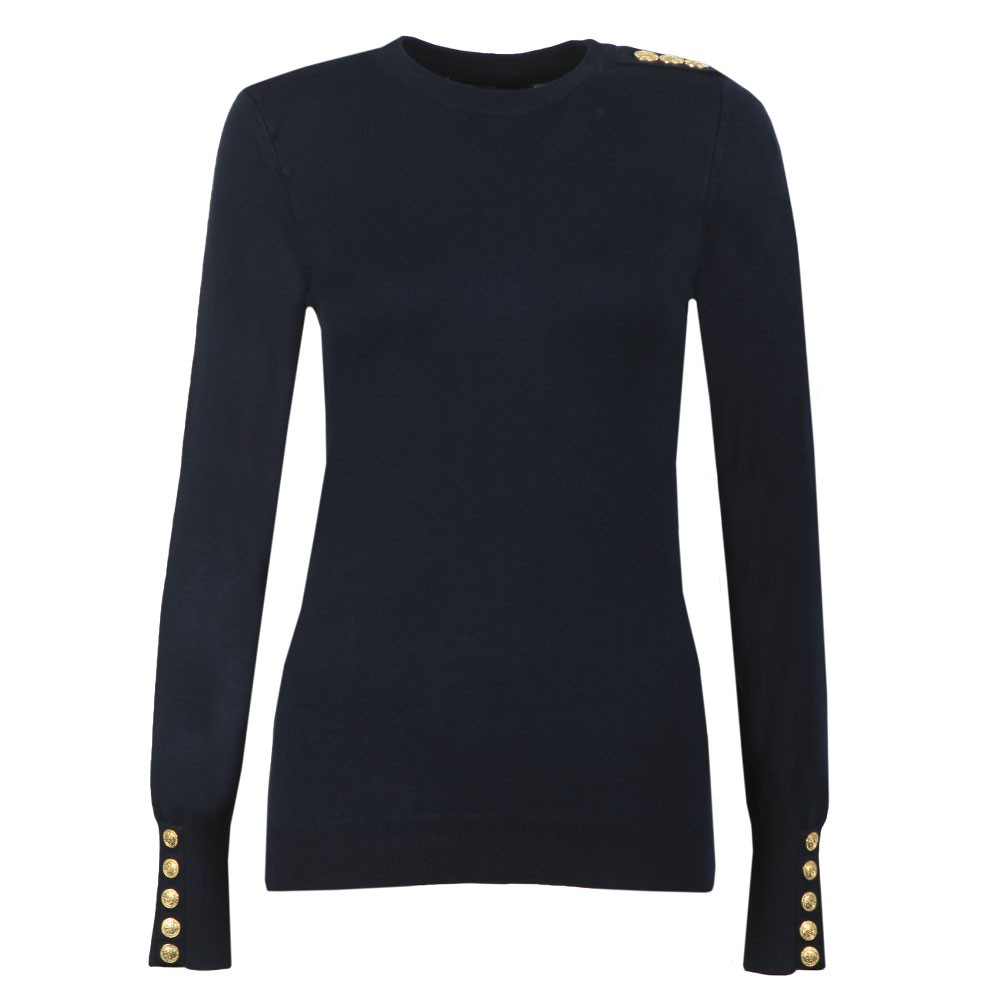 Luxe Crew Neck Jumper main image