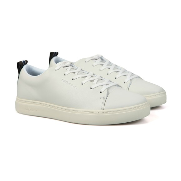 PS Paul Smith Mens White Lee Trainer
