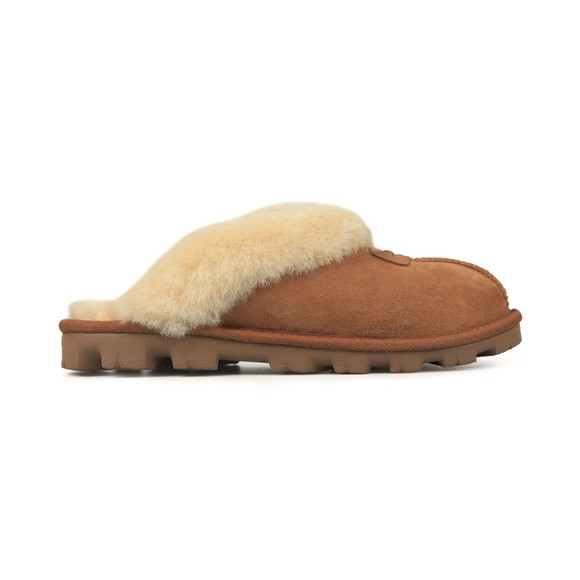 Ugg Womens Brown Coquette Slipper