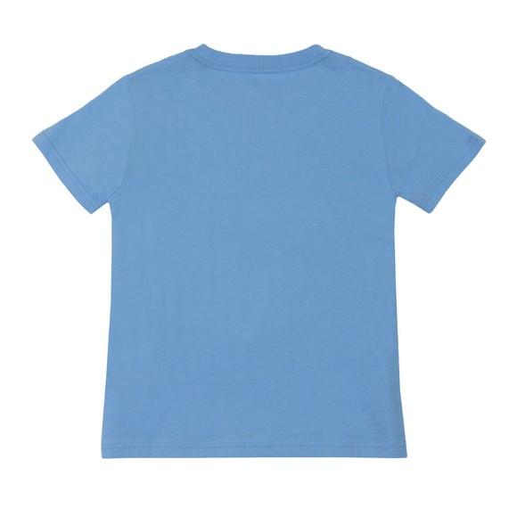 Polo Bear By Ralph Lauren Boys Blue Footbal Bear T-Shirt main image