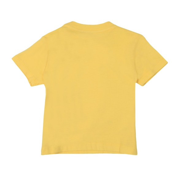 Polo Bear By Ralph Lauren Boys Yellow Baby Bear T Shirt main image