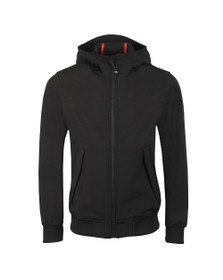Tommy Hilfiger Mens Black Softshell Jacket