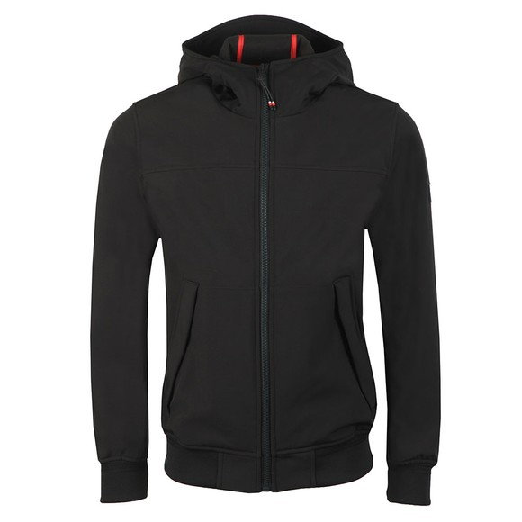 Tommy Hilfiger Mens Black Softshell Jacket main image