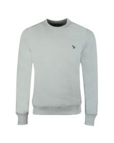 PS Paul Smith Mens Blue Zebra Sweatshirt