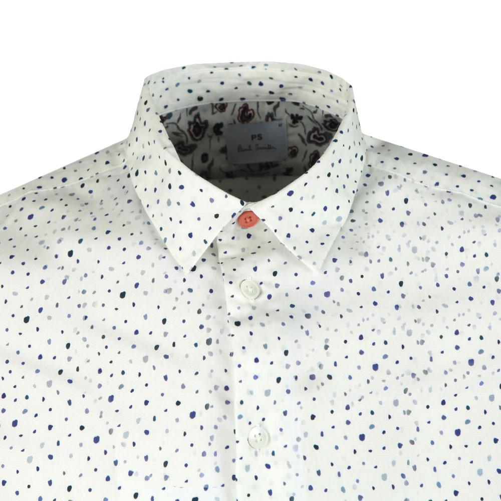 Dot Print Shirt main image