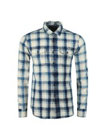 Twin Pocket Check Shirt