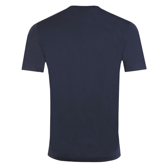 HUGO Mens Blue Deres T Shirt main image