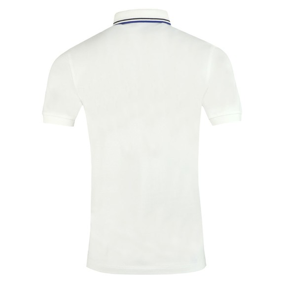 Fred Perry Mens Off-White Tipped Placket Polo main image