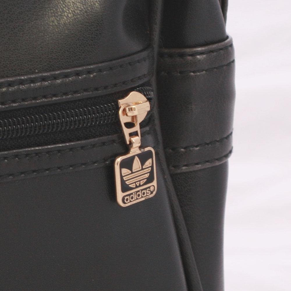 adidas Originals Adidas Black Gold AC Airline Bag  e4f06e544b6e9