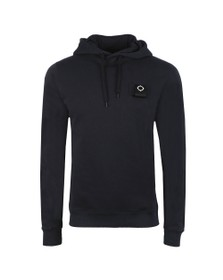 Ma.Strum Mens Blue Overhead Training Hoody
