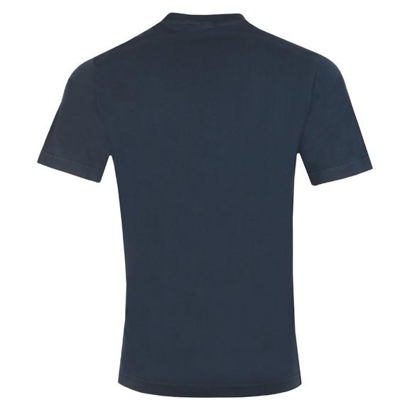 Ma.Strum Mens Blue GD Logo T Shirt main image
