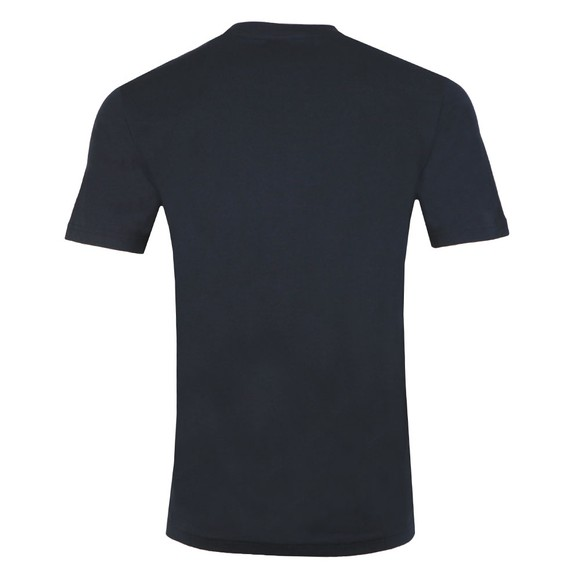 BOSS Mens Blue Casual Troaar 5 T Shirt main image