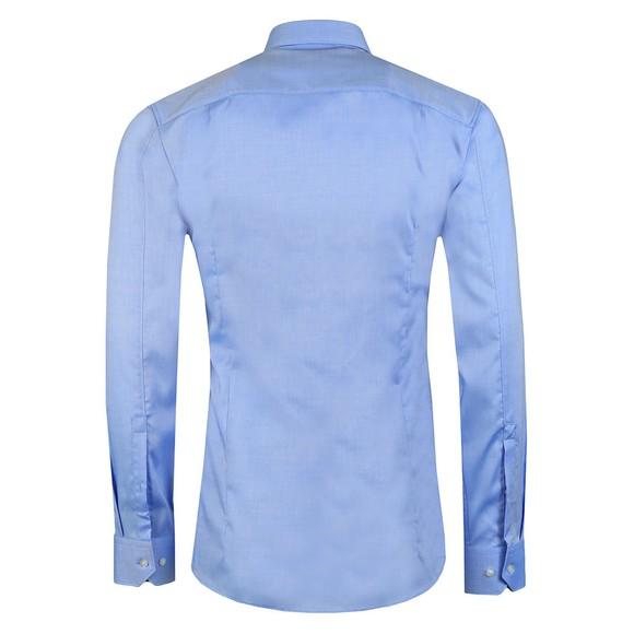 HUGO Mens Blue Elisha 02 Extra Slim Shirt main image