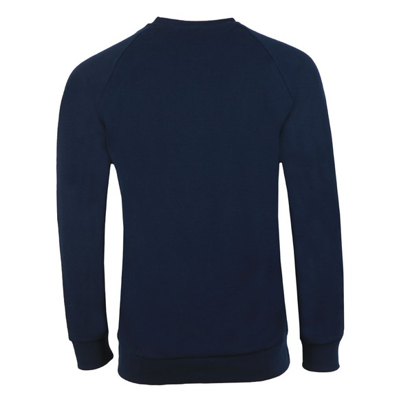 adidas Originals Mens Blue Essential Crew Neck Sweatshirt main image