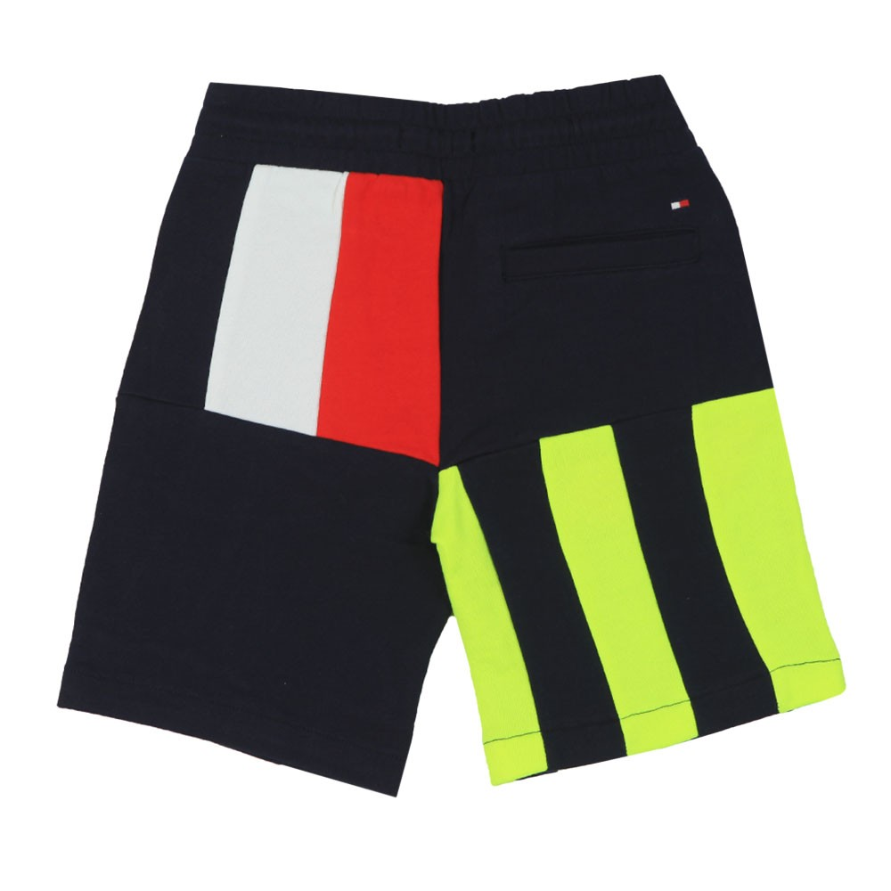 Sailing Colour Block Sweat Short main image
