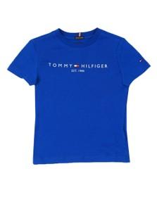 Tommy Hilfiger Kids Boys Blue Essential T-Shirt