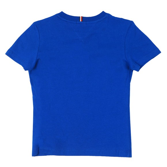 Tommy Hilfiger Kids Boys Blue Essential T-Shirt