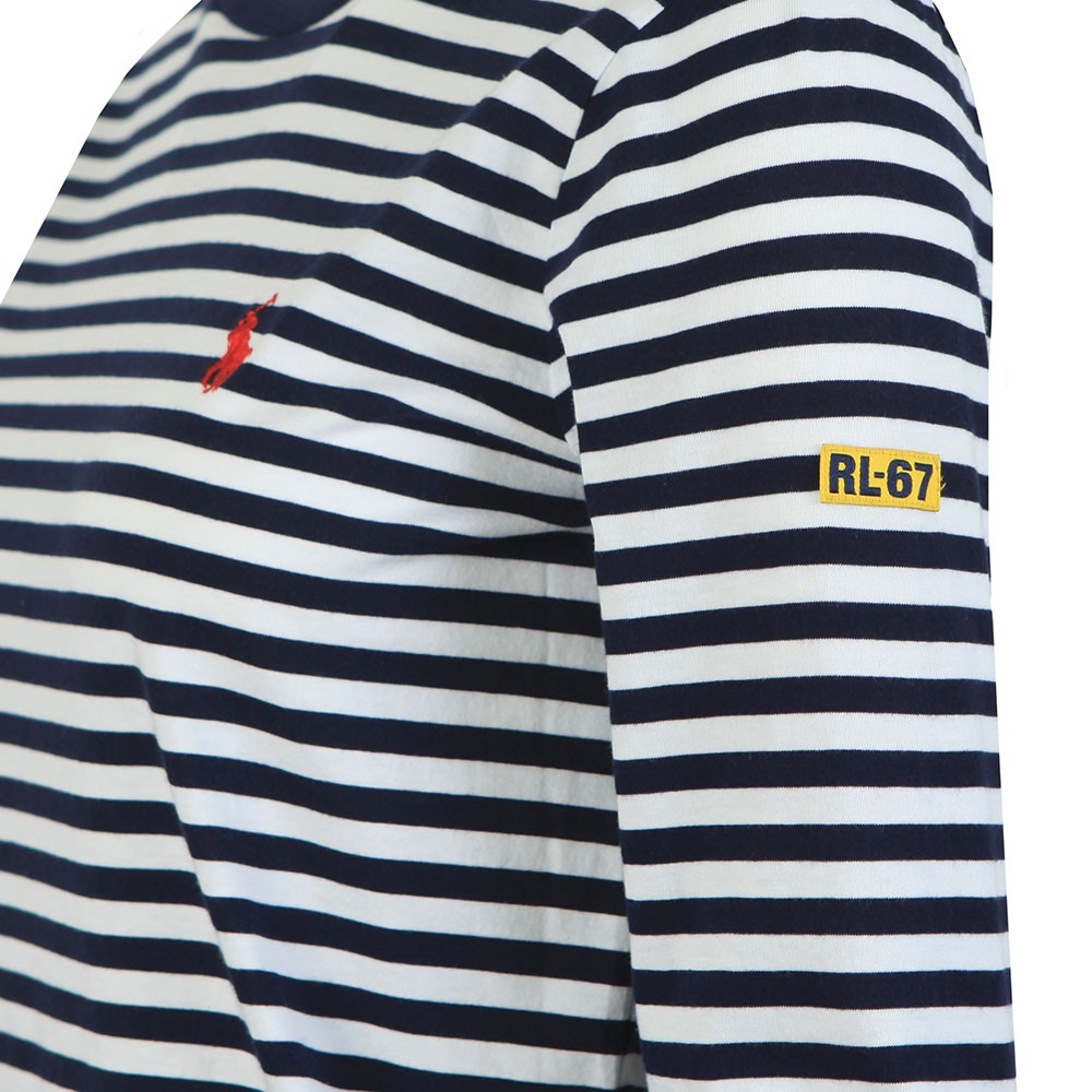 Long Sleeve Striped T-Shirt main image