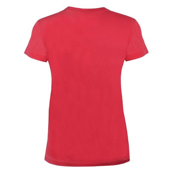 Polo Ralph Lauren Womens Pink Large Polo  Short Sleeve T-Shirt main image