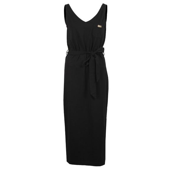Barbour International Womens Black Podium Dress