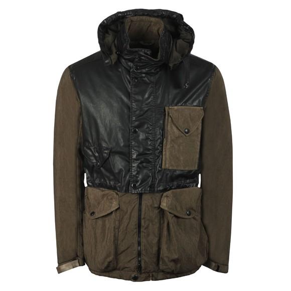C.P. Company Mens Green Quartz Jacket
