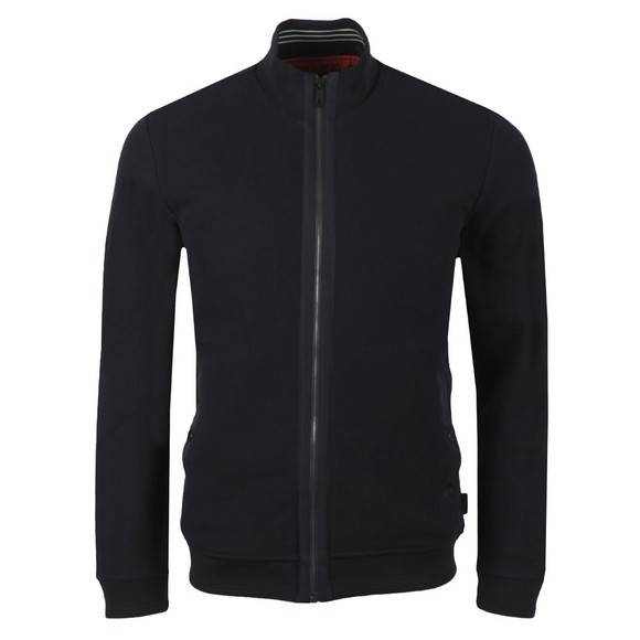 Ted Baker Mens Blue Packing Layering Full Zip